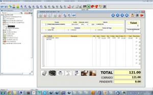 TPV Gestión de Ventas - Multiplo Software Gestion Distribucion y Ferreteria