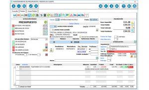 Multiplo ERP para distribución gestión de ventas