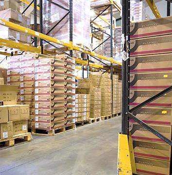 SGA - sistema de gestión de almacenes